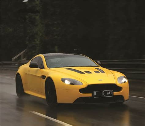 Gambar Mobil Aston Martin Vantage by Review Aston Martin Vantage S V12 Mobil Mewah Portal
