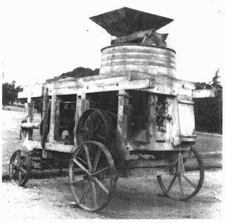 chinnor windmill mobile corn mill