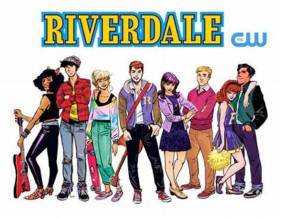 Archie Riverdale Cast Comics Compared Andrews Played