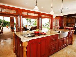 Kitchen Island Styles & Colors: Pictures & Ideas From HGTV