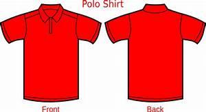 Red Polo Shirt Clip Art at Clker.com - vector clip art ...