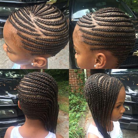 Kid Cornrow Hairstyles by Cornrow Braids Styles Hairstyles Black