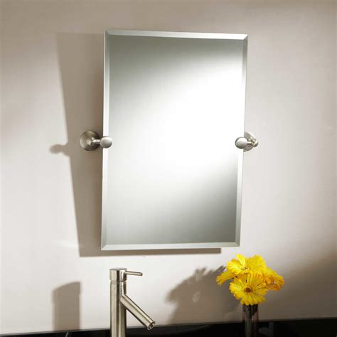 Tilting Bathroom Mirror by Bathroom Mirrors Vanity Mirrors Signature Hardware
