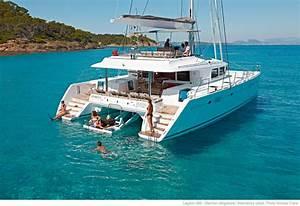 NEW Catamaran Boat Charter ADEIA Scores A Perfect 10