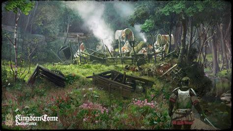 kingdom  deliverance artwork neuhof north xboxone