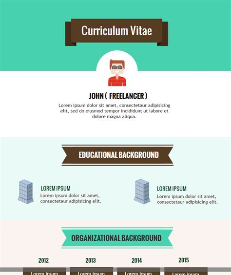 Top Resume Creator by Infographic Resume