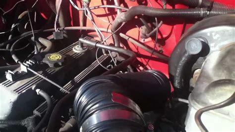 jeep yj wrangler loose pcm youtube