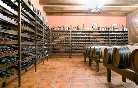 luxury properties  wine cellars christies