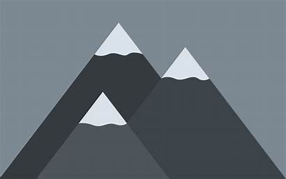 Minimalist Cool Wallpapers Mountains Backgrounds Travel Amazing