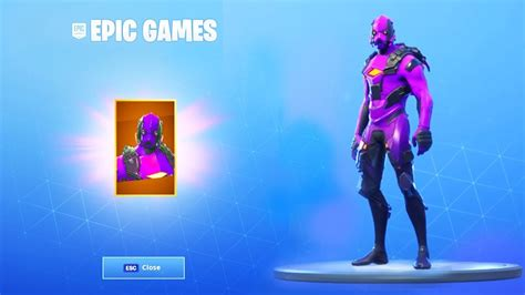 skin  fortnite youtube