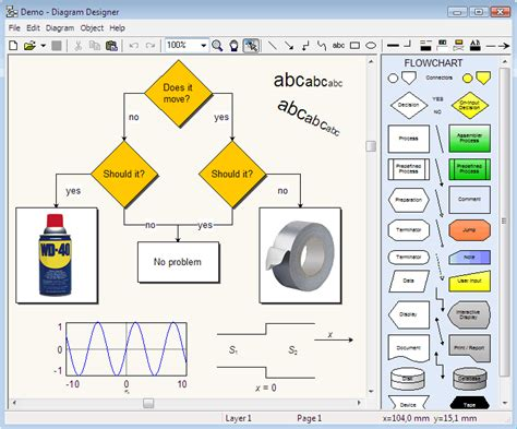 The Best Diagram Flowchart Software For Windows