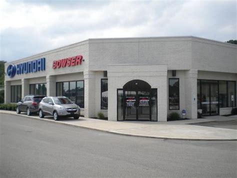 Bowser Hyundai Chippewa by Bowser Hyundai Of Chippewa Car Dealership In Beaver Falls
