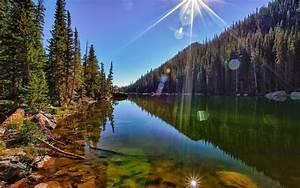 nature river united states colorado desktop wallpaper HD ...