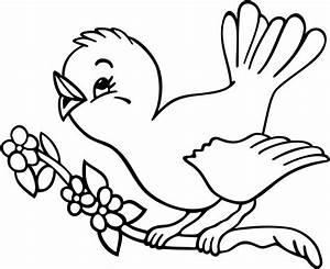 Kuş Boyama Sayfaları - Okul-Ev Etkinlikleri Okul-Ev ...