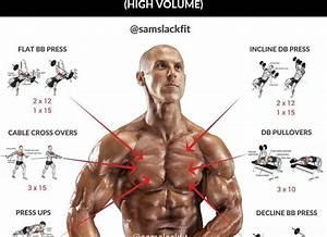 High Volume Chest Workout