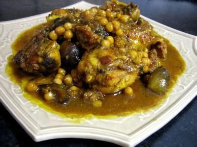 cuisine marocaine poulet poulet aux figues et au miel à la marocaine