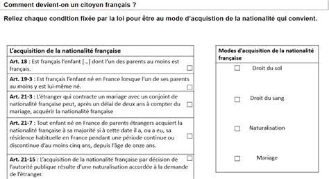 bureau de nationalit fran aise nationalité citoyenneté française et citoyenneté