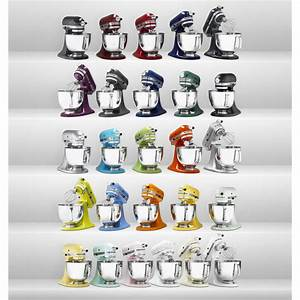 KitchenAid Artisan Series 5 Qt Stand Mixer With Stainless