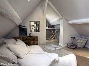Chambre Sous Les Combles : chambre combles mes combles ~ Melissatoandfro.com Idées de Décoration