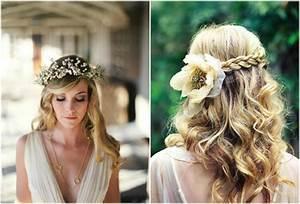 Beautiful Bohemian Hairstyles | Percy Handmade