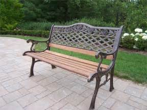 Cast Iron Garden Benches For Sale cast iron outdoor bench