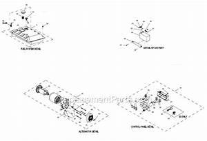 Generac 0059390 Parts List And Diagram   Ereplacementparts Com