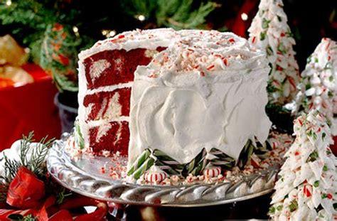 red velvet peppermint cake recipe goodtoknow