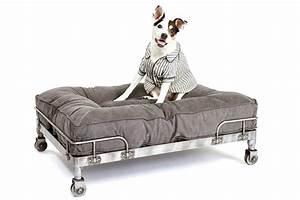 restoration hardware dog bed