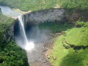 Guyana Kaieteur Falls Tours