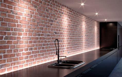blanchir en cuisine nettoyer les murs en briques dans une cuisine les astucieux