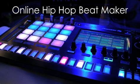 hip hop beat maker
