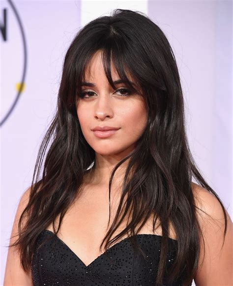 Camila Cabello American Music Awards Los Angeles