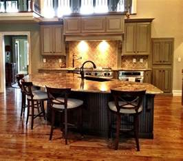 center kitchen islands open kitchen plan