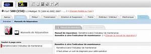 Remise A Zero Vidange Clio 3 : fiat 500 remise 0 indicateur de vidange fiat m canique lectronique forum technique ~ Gottalentnigeria.com Avis de Voitures