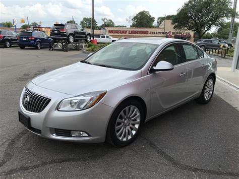 Used Buick Regal 2011 by Used 2011 Buick Regal Cxl Turbo 4dr Sedan W To3 For Sale