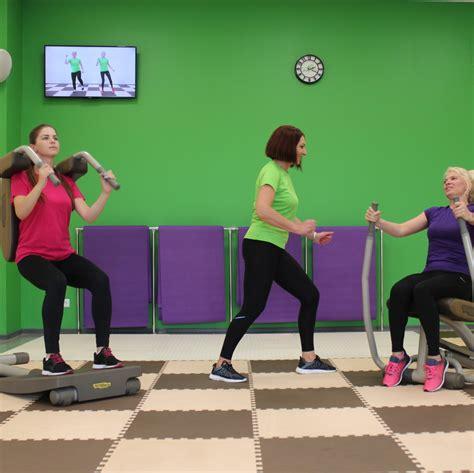 Sieviešu fitnesa klubs