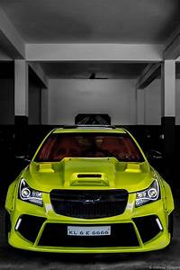 Modified Chevrolet Cruze 'Hyper-Wide' Is Probably The ...