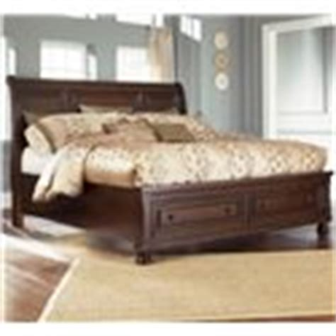 porter king sleigh bed furniture porter king sleigh bed with storage