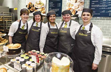 waitrose opens  uttoxeter staffordshire jon thorne