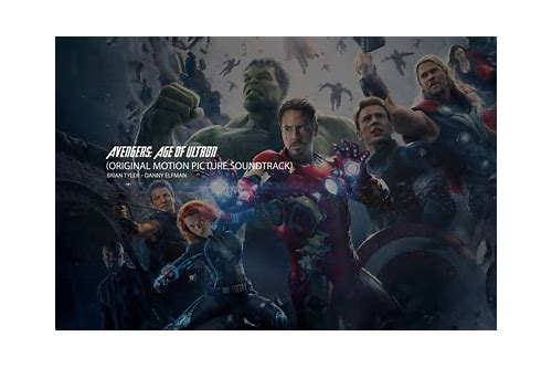 avengers age of ultron ost download