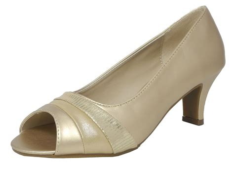 Womens Ladies Gold Wide Fit Comfort Plus Peep Toe Wedding Shoes Size 4 Wedding Anniversary Prayers And Wishes Vow Renewal Packages In Las Vegas Funny Dinner Cost 30 Year Cake Ideas Catholic Readings Weddingbee Forum Waiting