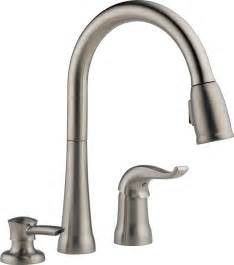 pull faucets kitchen what 39 s the best pull kitchen faucet faucetshub