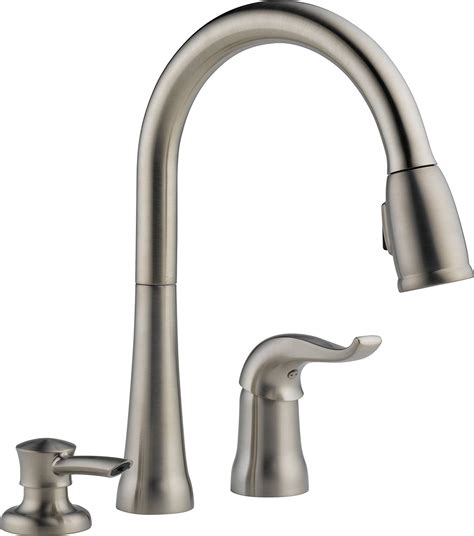 top pull kitchen faucets what 39 s the best pull kitchen faucet faucetshub