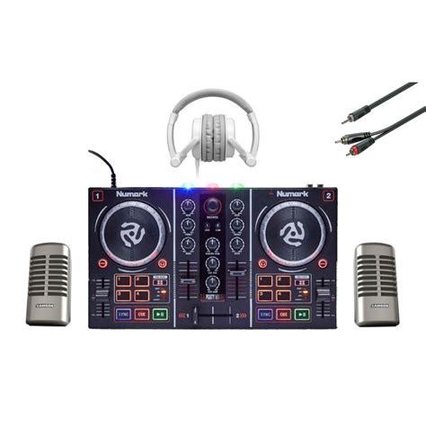 Console Dj Professionali by Dj Pack Numark Mix Cuffie Monitor Musical