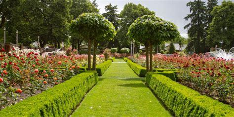 oregon garden wedding peninsula park and gardens weddings get prices for