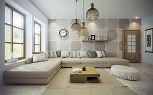 Idee Decoration Salon Cosy