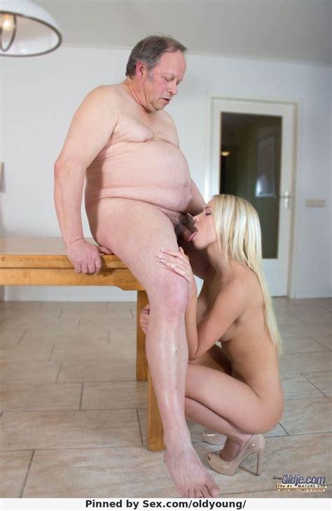 hot kiara lord is sucking an old dick oldyoung