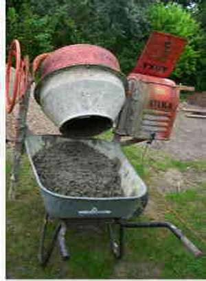 mischungsverhaeltnis beton beton mischen