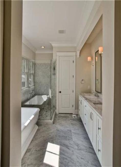 Long skinny bathroom   Remodel   Pinterest   The o'jays