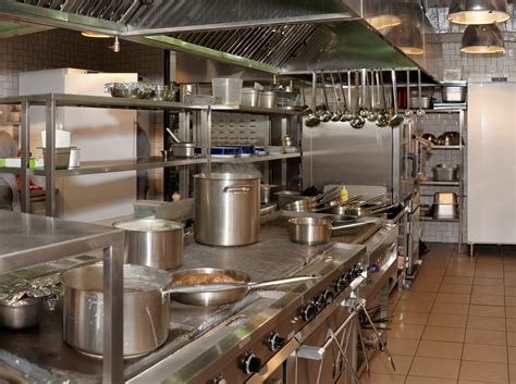 Storage Ideas For A Commercial Kitchen  Caterline